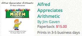 alfred appreciates arithmetic