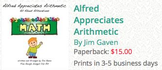 alfred appreciates arithmetic