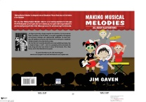 Making Musical Melodies (Front and Back Cover)